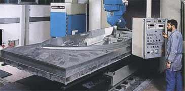 Изготовление пресс-формы на заводе GEISS AG