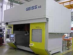 Фрезерный станок GEISS AG