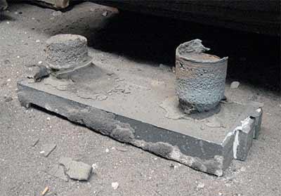 Прямое литье на фильтр, пример 2