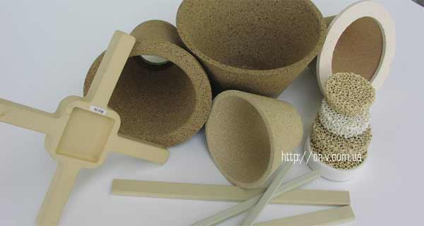 Керамические чаши для ЛВМ компании LANIK