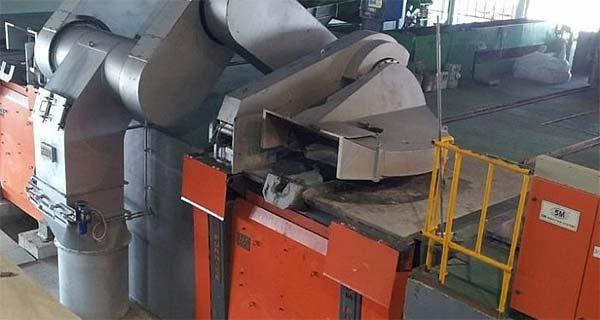 Индукционная печь 5М INDUCTION SYSTEMS