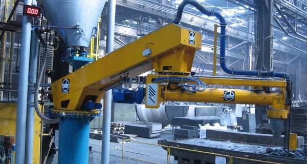 Смеситель непрерывного действия AAGM Aalener Gießereimaschinen GmbH