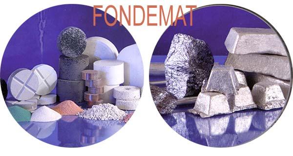 Продукты компании FONDERMAT