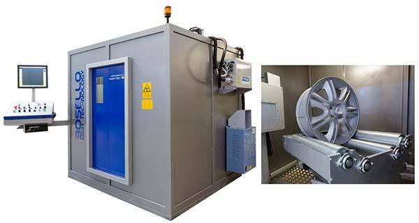 Рентгеноскопическая установка BOSELLO