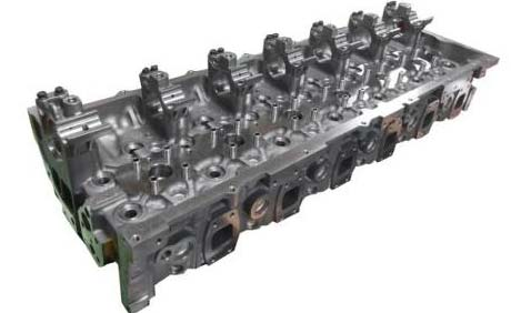 12.7 litre L-Engine cylinder head