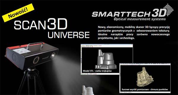 scan3D UNIVERSE
