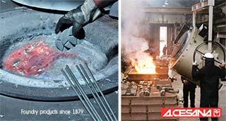 A.Cesana S.r.l. (Италия): флюсы для обработки алюминиевых, медных, цинковых и магниевых сплавов в виде порошка, в гранулах или в таблетках, ...