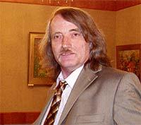 Скульптор Владимир Гарбуз
