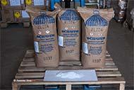 Порошкообразный покровно-рафинирующий флюс PROBAT FLUSS AL 224 в упаковке, на складе ООО 'Инжинерная компания САС'