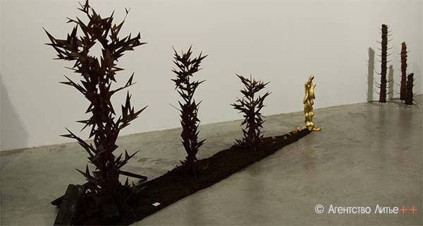 Скульптура Виктора Проданчука