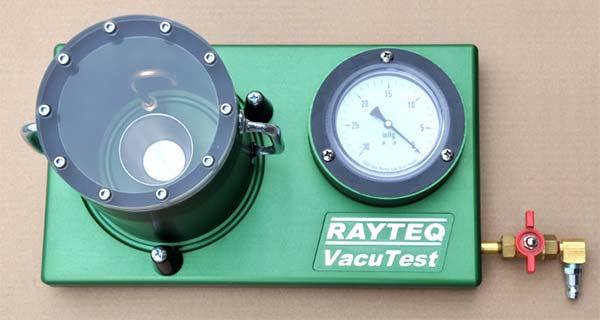 Прибор контроля содержания водорода VacuTest