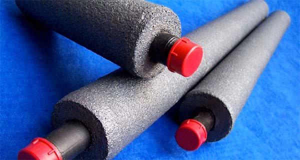 Защитные трубки для термопар из карбида кремния