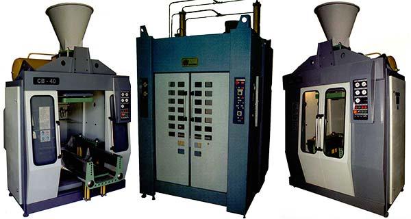 Стержневые машины и машины для производства оболочковых форм