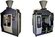 Стержневые машины для cold box process (по холодным ящикам) серии CB