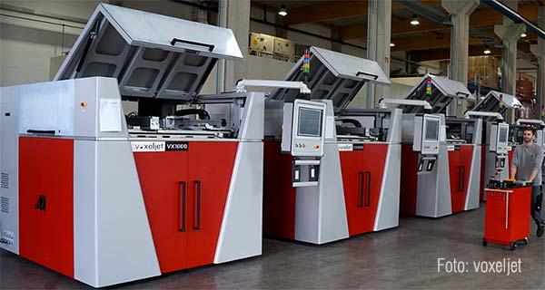 3D-принтеры VX1000