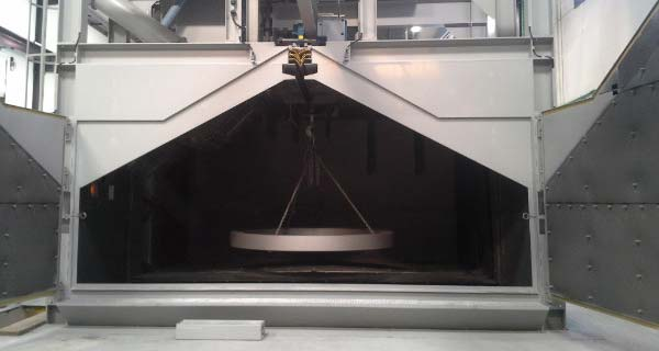Дробеметная установка VK-5500x500