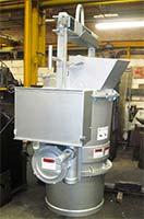 Рис. 1: Ковш с фиксированной крышкой компании Acetarc