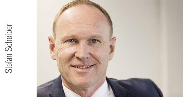 Stefan Scheiber - CEO of Bühler