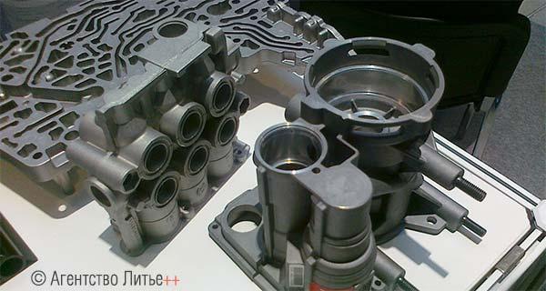 Алюминиевые литейные сплавы для отливок