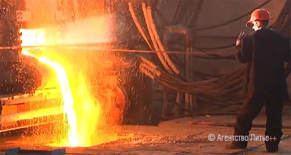 Выплавка стали