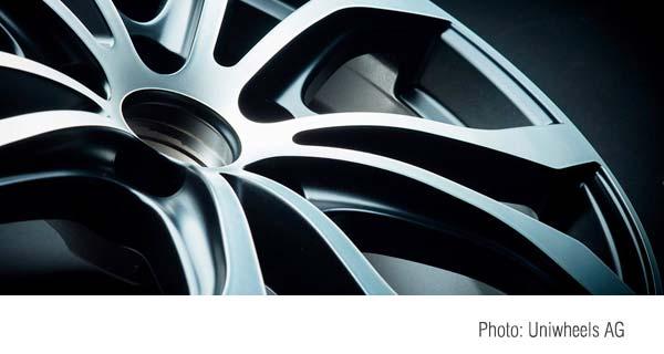 Алюминиевые диски Uniwheels AG