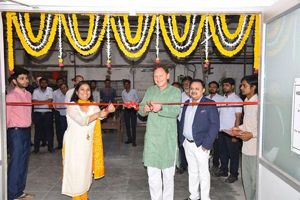 Открытие центра 3D печати на IPCL (Индия)