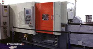 Машина литья под давлением с горячей камерой прессования серии HC (производитель IDRA, Италия)