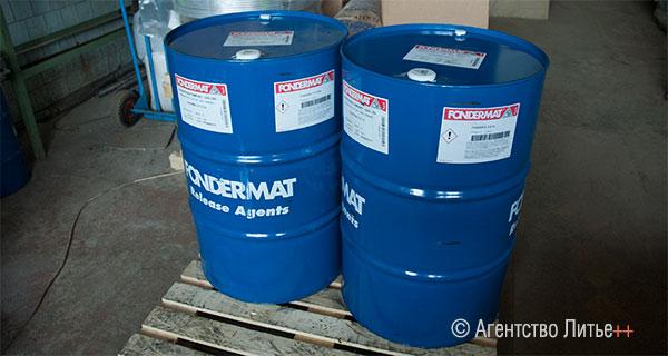 Разделительное покрытие (смазка) для пресс-форм литья под давлением SA-0502