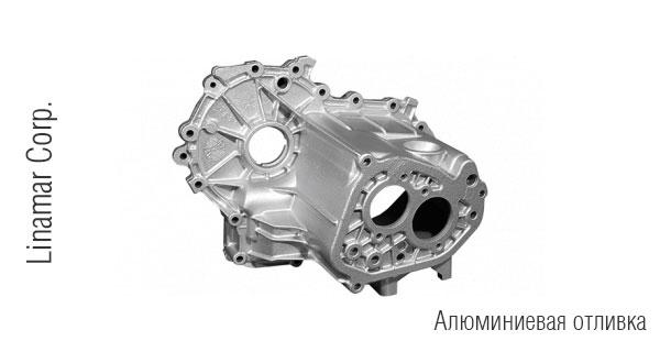 Алюминиевая отливка Linamar