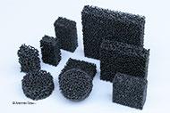 Пенокерамические фильтры VUKOPOR® LD производства LANIK (Чешская Республика)