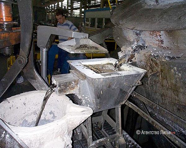 Фильтрование алюминиевого сплава