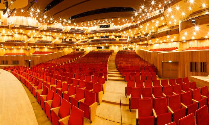 Многофункциональный зал Auditorium Hall