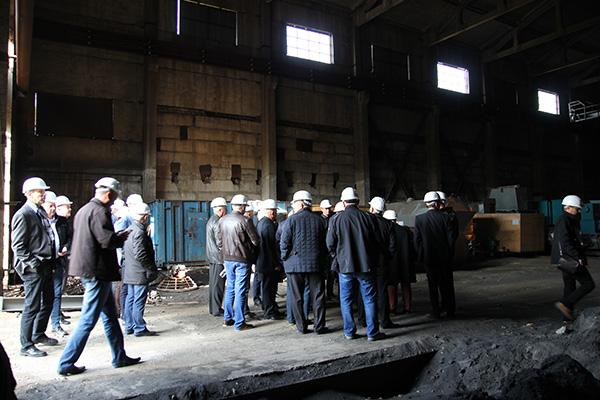 Экскурсия на завод «М-ЛИТ»