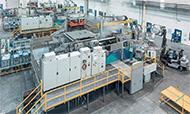 Последнее пополнение в техническом арсенале Bocar: комплекс литья под давлением с машиной Carat 220 от Бюлер