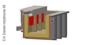 Автоматические линии и печи горячего цинкования от C.H. Evensen Industriovner