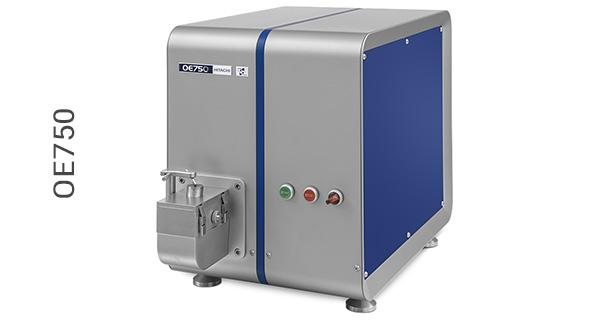 OE750 - новаторский оптический эмиссионный спектрометр