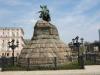 Памятник Б. Хмельницкому в Киеве