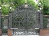 Литые ворота, калитка и забор (г. Харьков)