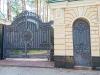Литые ворота и калитка