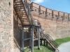 Лестница в музей колоколов