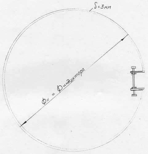 Рис. 3: Прижимное кольцо