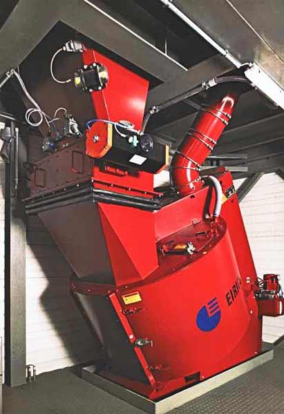 Рис. 3: Смеситель для алюминиевого литья компании Айрих