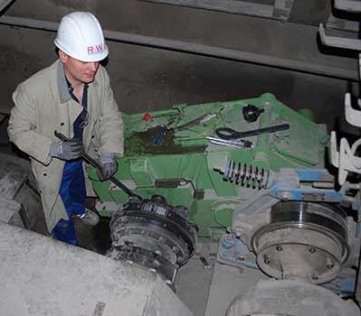 Муфты от R+W на металлургическом заводе