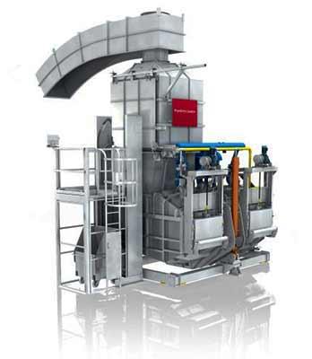 Печи StrikoMelter обеспечивают выход годного 99,7%