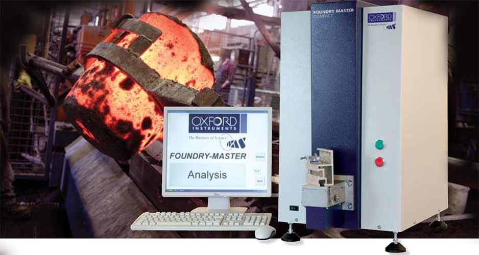 Спектрометры серии FOUNDRY-MASTER