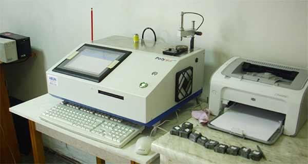 Спектрометр MetalScan Polystek Jnr компании ТАЛКО