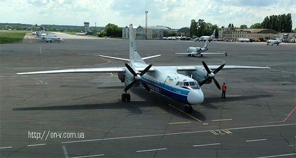 Самолет. http://on-v.com.ua