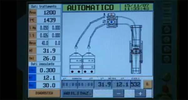 Сенсорный пульт управления SFR Power