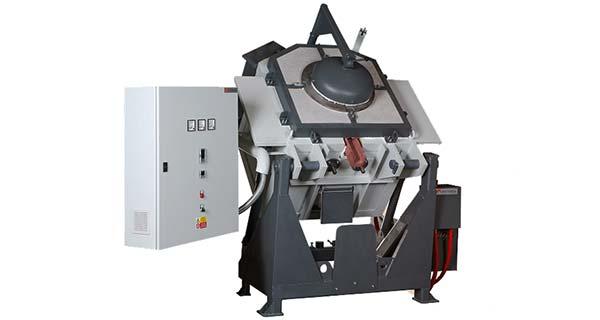 Плавильная электрическая печь ROTOREA