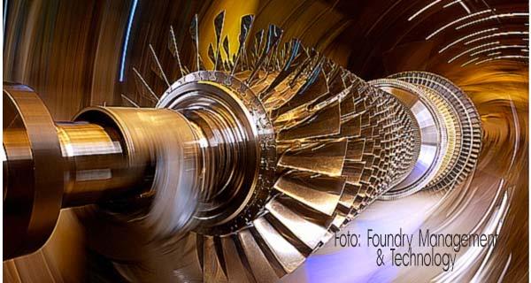 Турбина двигателя